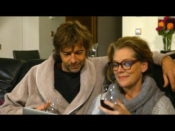 Johanna et Etienne amoureux fou ... jusqu'à quand ? ;)