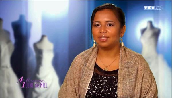 Le mariage de Johnnata dans 4 mariages sur TF1