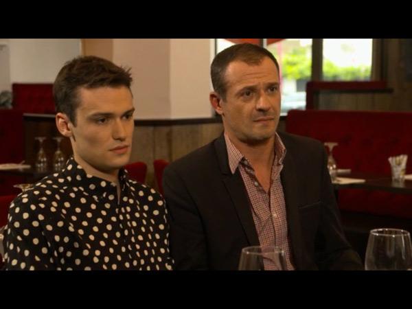 Julien et Jean Marc le nouveau couple gay !