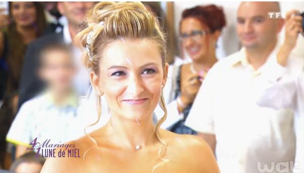 Vos avis sur le mariage de Karine dans 4 mariages pour 1 lune de miel #4MP1LDM