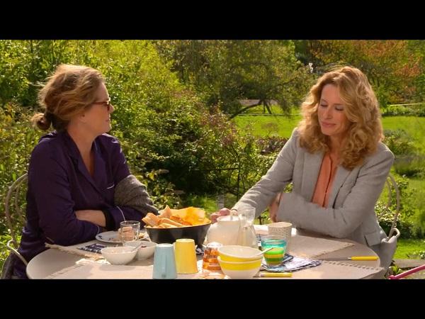 Johanna et Audrey les explications dans LMDLA 10x25