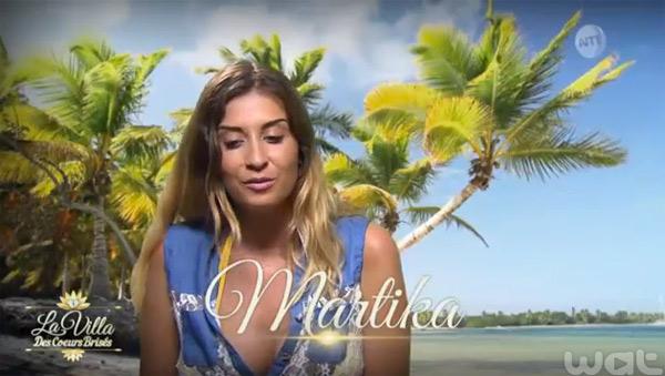 Martika la star de la villa des coeurs brisés de nT1
