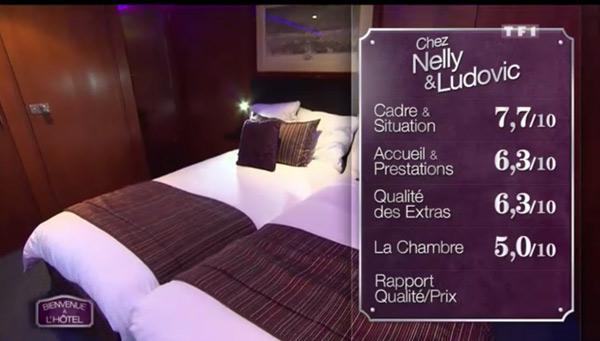 Les notes pour Nelly et Ludovic : peuvent-ils gagner avec leur péniche hôtel ?