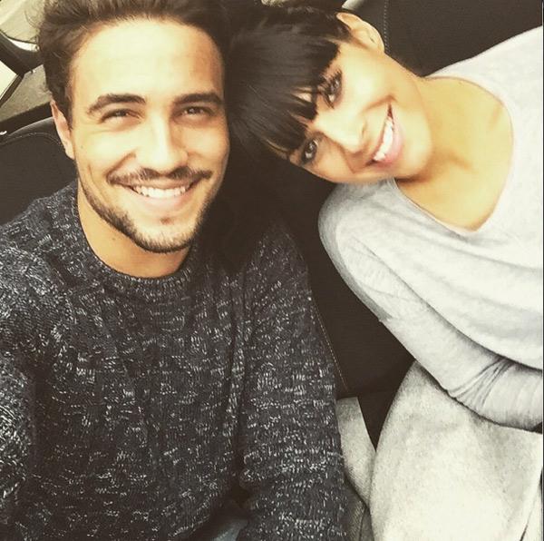 Vos avis sur le duo Olivier Dion et Candice dans #DALS / Photo twitter