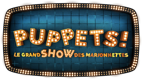 Puppets Show sur TF1 : Miss Izzy la star avec Jean Luc Reichmann