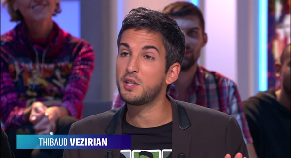 Thibaud Vezirian la nouvelle star de TPMS sur D8 ?
