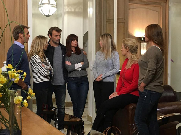 Où trouver les épisodes Les mystères de l'amour saison 11 en VOD sur itunes ou mYTF1