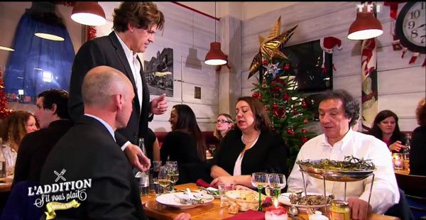 """Qui est le meilleur restaurateur de l'addition s""""il vous plait sur Paris pour les fêtes le 11/12  ?"""