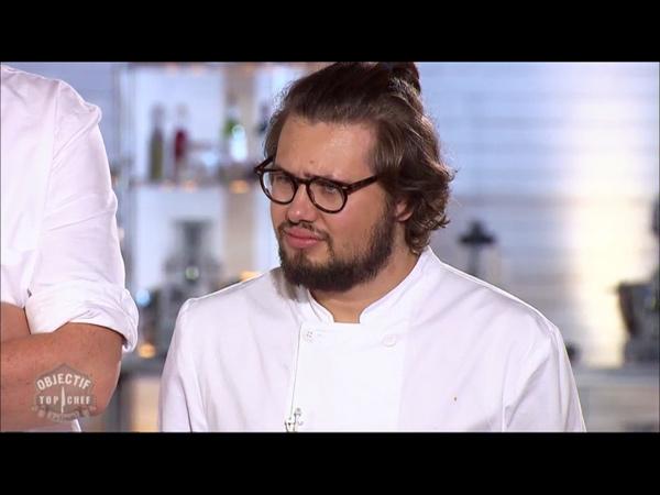 Vos avis et commentaires sur Arthur Doizelet éliminé d'Objectif Top Chef 2
