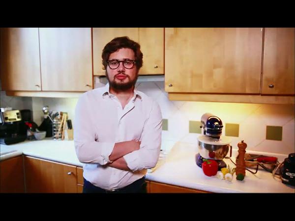 Arthur le parisien dans Objectif Top Chef 2
