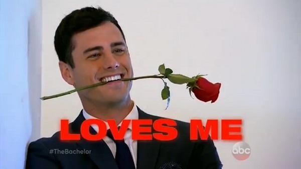 Vous aimez Ben le bachelor ?