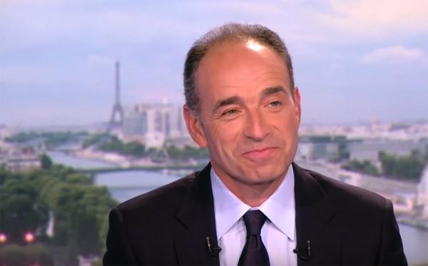 Le Divan France 3 de Jean François Copé  / Capture écran