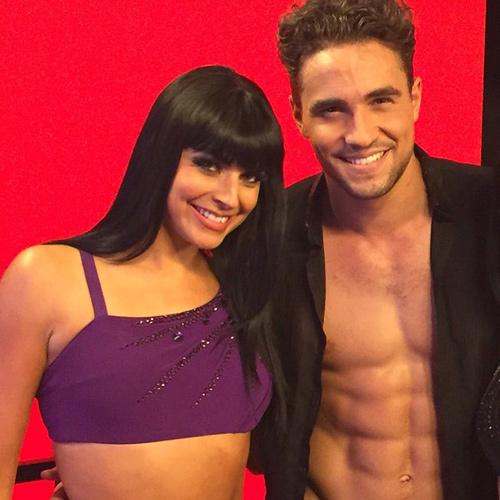 Olivier Dion et Candice vainqueurs danse avec les stars le 23/12 ?