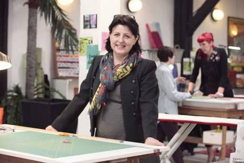 Edith de Cousu main saison 2 sur M6 : vos avis et commentaires // Photo Lou Breton-M6