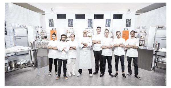Quel cuisinier a le plus de capacité d'intégrer Top Chef 2016 ?