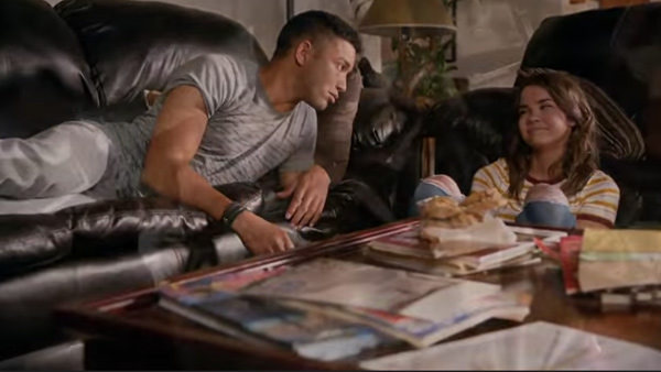 AJ et Callie la complicité des frères et soeurs adoptifs ! Callie va-t-elle choisir Brandon ou AJ ?