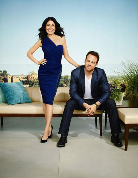 Lisa Edelstein et Paul Adelstein dans Girfriends guide to divorce : Abby et Jake quel avenir ?