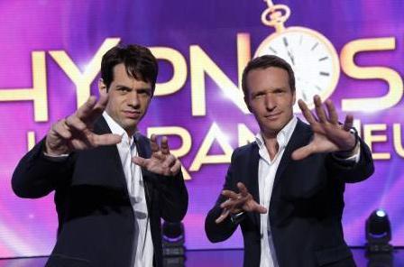Vos commentaires sur Hypnose le grand jeu de M6 / Crédit : Antoine GYORI/M6