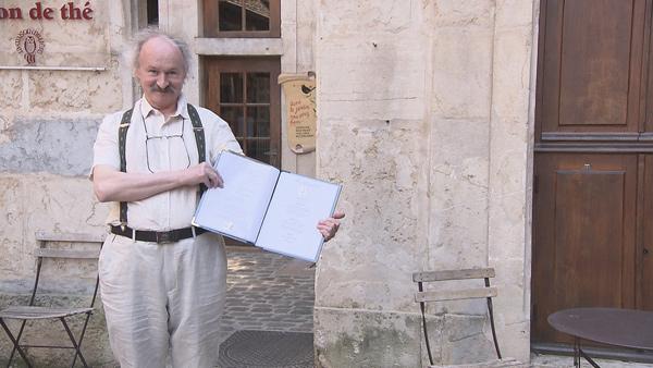 Avis et commentaires sur l'auberge de Jean François en Bourgogne pour l'addition SVP / Photo TF1