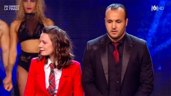 Juliette et Charlie gagnante La france a un incroyable talent 2015 avec Naestro