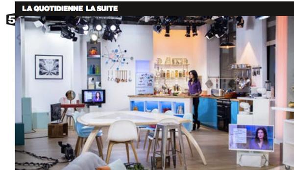 Avis sur la quotidienne la suite de France 5 avec Farida / Photo Dossier de presse