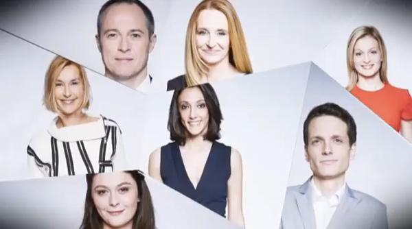 Les visages des animateurs de LCI 2016