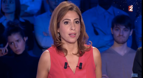 Léa Salamé prête à quitter On n'est pas couché fin 2016 #ONPC
