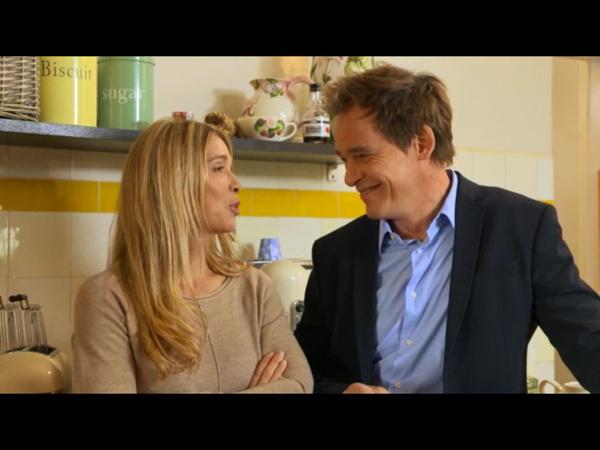 A quand la vérité sur le couple Hélène et Peter dans les mystères de l'amour 11x09