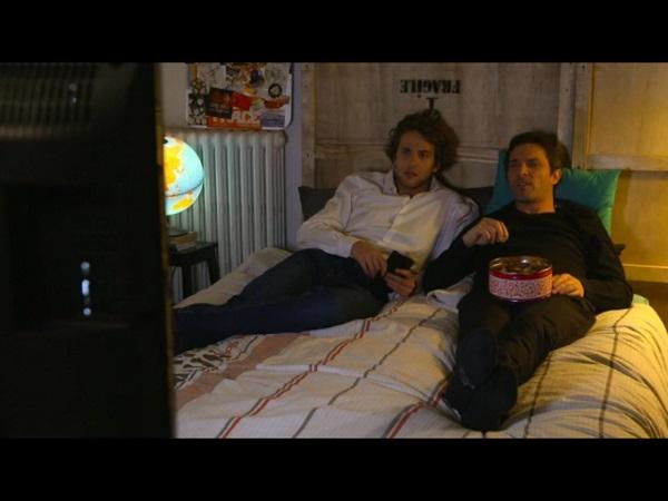 Sylvain et Christian dépriment : amis ils se soutiennent