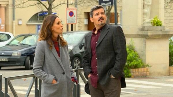 Cathy et José cherchent un appart pour JM et Julien leur fils