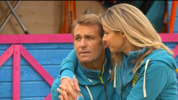 Béné et Jimmy amoureux... Jimmy n'a rien dit sur le comportement d'Aurélie envers lui