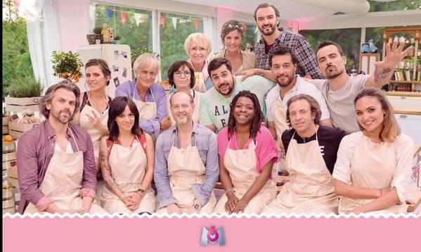Le meilleur pâtissier 2016 spécial célébrités : de bonnes audiences en vue pour M6 !