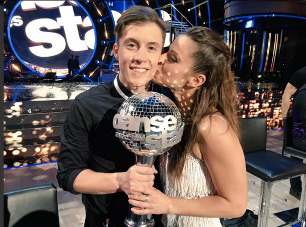 Denitsa et Loïc Nottet les gagnants Danse avec les stars 6 ... et les votes qu'en pensez vous ? Justifiés ?