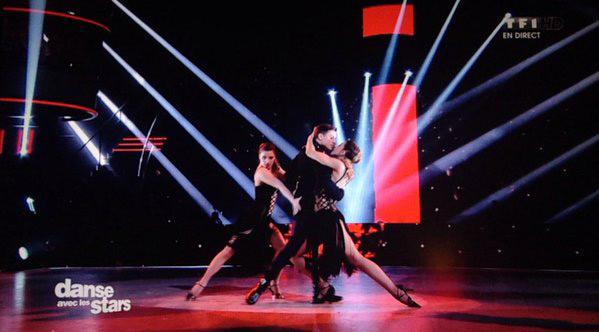 Loïc et Denitsa les gagnants Danse avec les stars #DALS