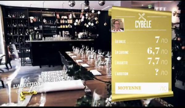 Les notes de Cybèle dans l'addition SVP : elle a tout pour gagner