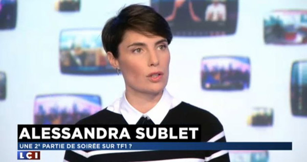 Vos avis et commentaires sur le talk show d'Alessandra Sublet sur TF1