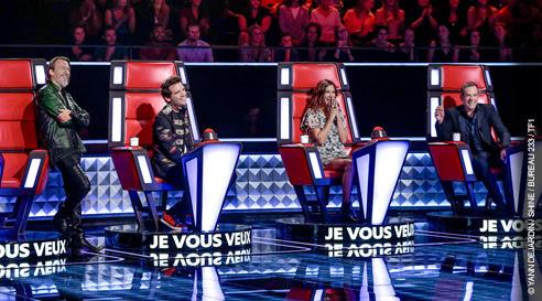 Le jury The Voice 5 au complet