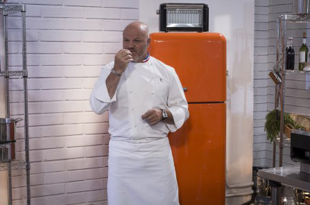 Top Chef 2016 sera-t-il aussi récompensé par les étoiles du Parisien ? / Crédit : Guillaume MIRAND/M6