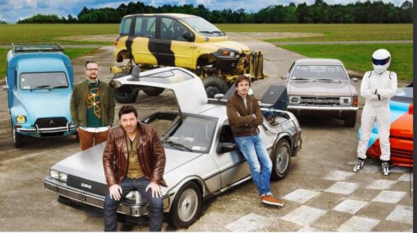 Les invités de Top Gear France saison 2 en 2016 : ce qu'il faut savoir