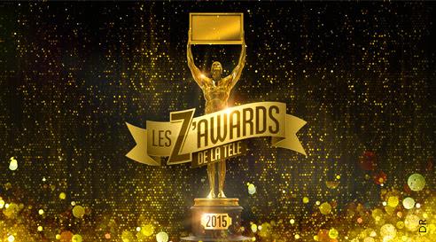 Vos avis sur la soirée Les Z'awards 2015 de la télé