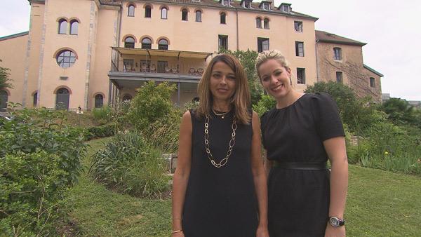 Avis et commentaires sur l'hôtel de Véronique et Aurélie dans Bienvenue à l'hôtel sur TF1