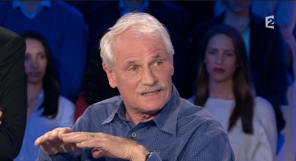Vos commentaires sur Yann Arthus Bertrand dans On n'est pas couché #ONPC