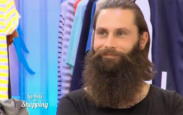 Vos réactions au look de Yannick et sa barbe dans Les rois du shopping