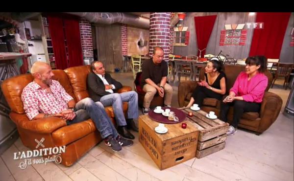 Vos avis sur les restaurateurs de la semaine sur TF1 : qui doit gagner?