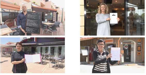 Les restaurateur de TF1 en Gascogne pour l'addition s'il vous plait