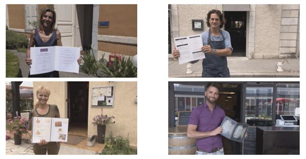 Les restaurateurs de l'addition SVP en Hautes Pyrénées
