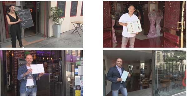 Les restaurants de l'addition SVP sur Paris la semaine du 25 janvier 2016