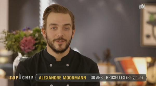 Alexandre Moorman éliminé  de Top Chef : vous regrettez ?