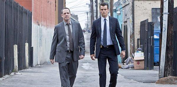 Babel et Duelle les nouvelles stars de TF1 côté séries ? / Photo  illustration de la série Battle Creek de CBS