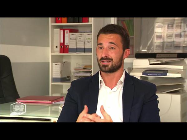 Bruno de Chasseurs d'appart sur M6